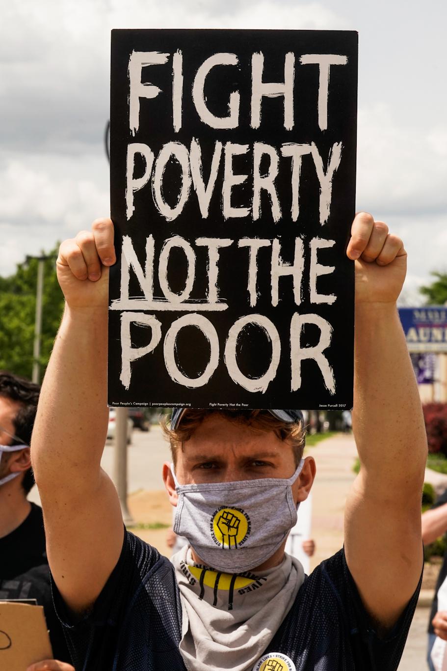 Racial Injustice Black Strike Day Wisconsin