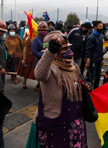 Bolivia Protests Feature photo