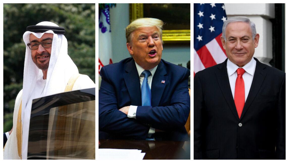 """No se deje engañar por el """"acuerdo de paz"""" de Trump entre los Emiratos Árabes Unidos e Israel"""