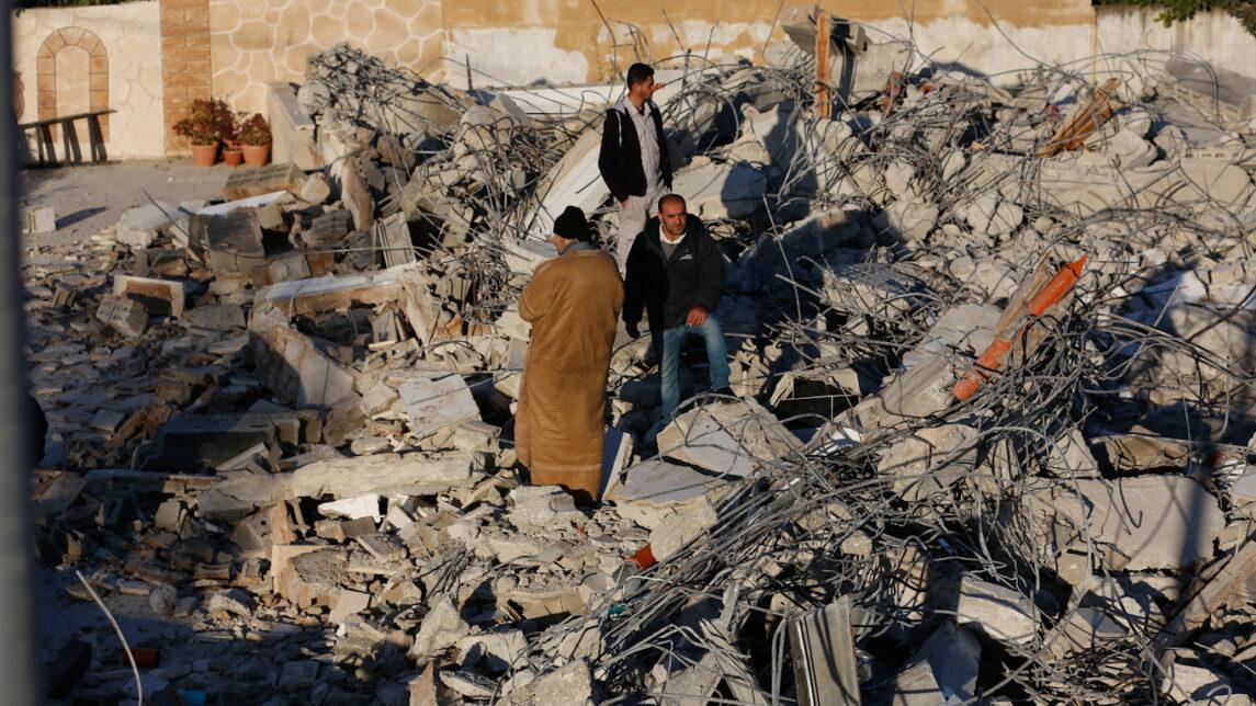 Israel prometió ralentizar las demoliciones de viviendas durante el COVID-19, pero en su lugar las intensificó