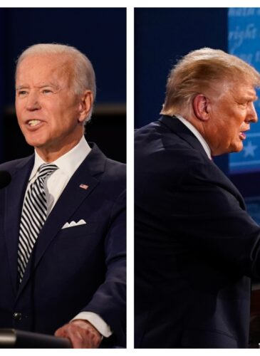 Biden Trump Debate Feature photo