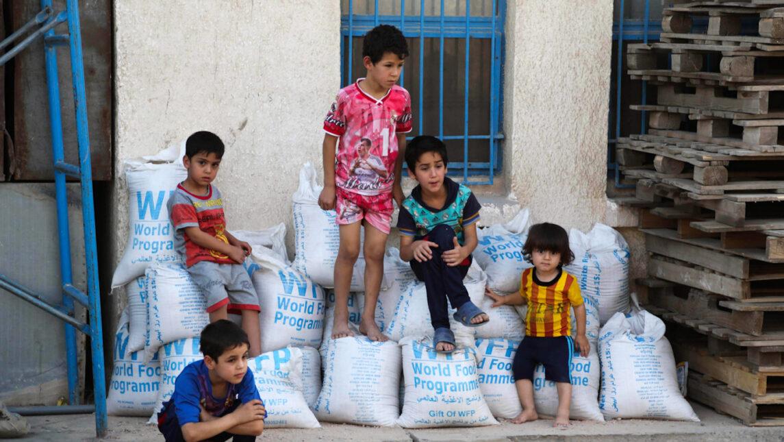 55 миллионов человек сталкиваются с голодом из-за того, что экономика, разоренная COVID, не может достичь целей финансирования