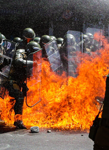 Latin America Protests Feature photo