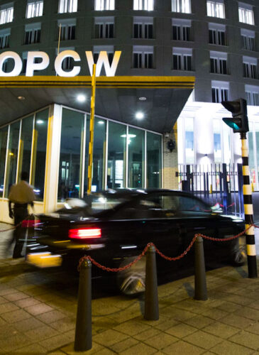 OPCW Syria Feature photo
