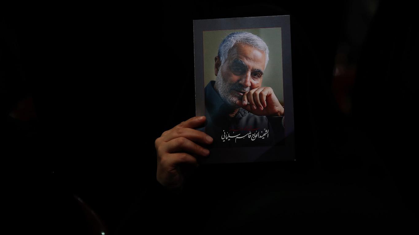 Qassem Soleimani Feature photo
