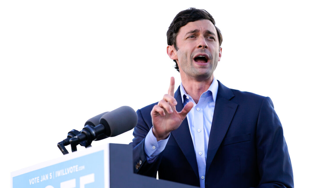 Georgia Dems Relied Heavily on Massive Corporate War Chest to Cinch Historic Election