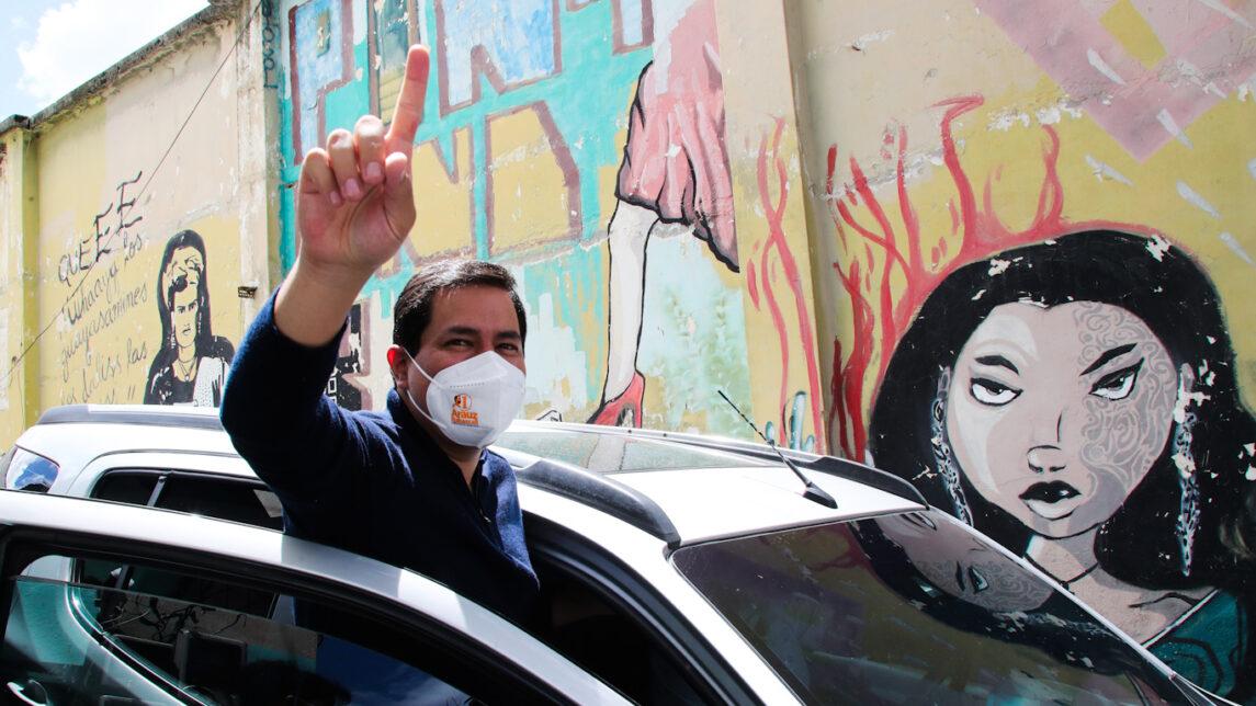 厄瓜多尔有望赢得安德烈斯·阿劳兹的胜利,将加入拉丁美洲的反帝国主义浪潮