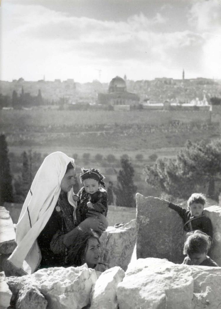 巴勒斯坦妇女
