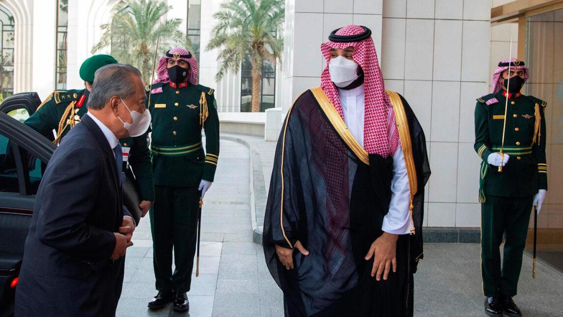 胡塞前进和秘密的沙伊伊朗对话提示沙特人新的调和语气