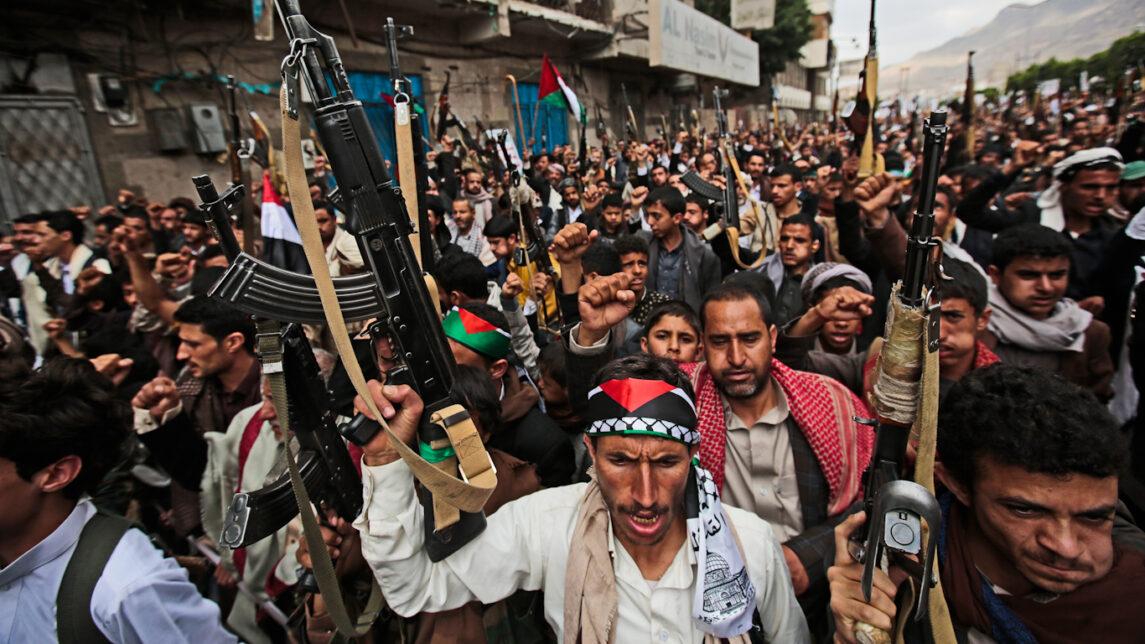 Обученные годами партизанской войны, йеменские хуситы хотят экспортировать свою революцию в Палестину