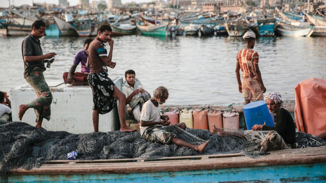 航行到一个秘密的沙特监狱:等待也门人谋生的危险