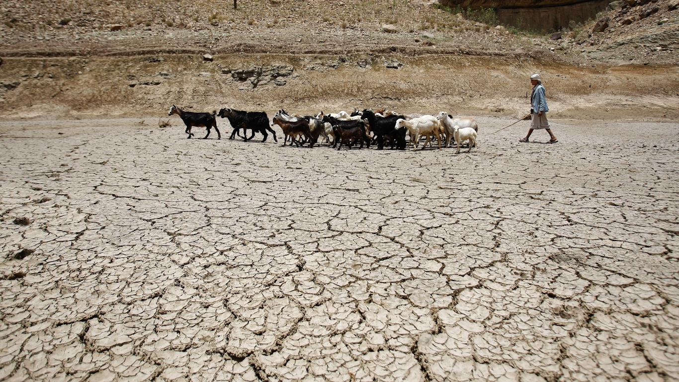 Yemen Water Feature photo